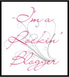 Rockin' Blogger Award