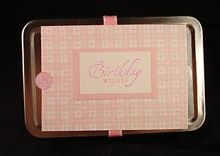 Fran's Birthday Tin Back