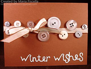 Button Winter Wishes
