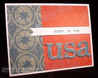 Born in USA