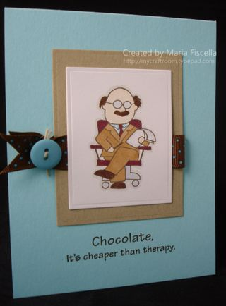 Chocolate Therapy Man