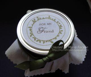 Button Jar Top