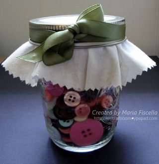 Button Jar Side