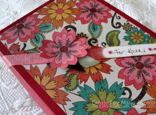 Kathi Box Top Closeup
