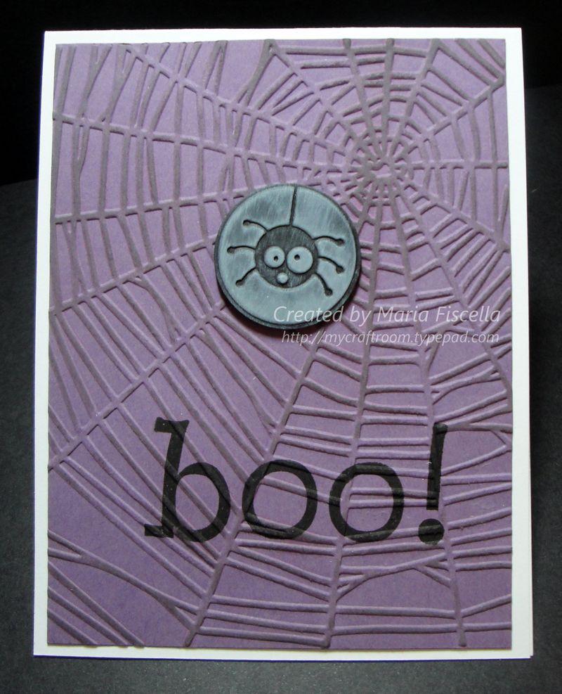 Spider Boo