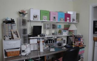 Craft Room Left Side