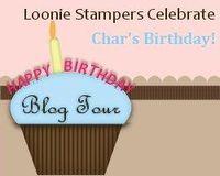 LSC 65 char's birthday graphic