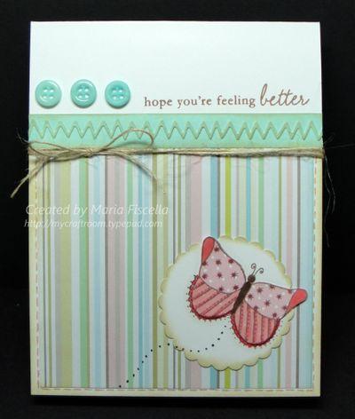 Feel Better Butterfly