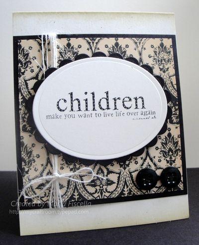 Children cream