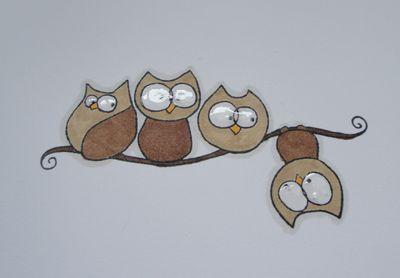 Owl Friend Closeup
