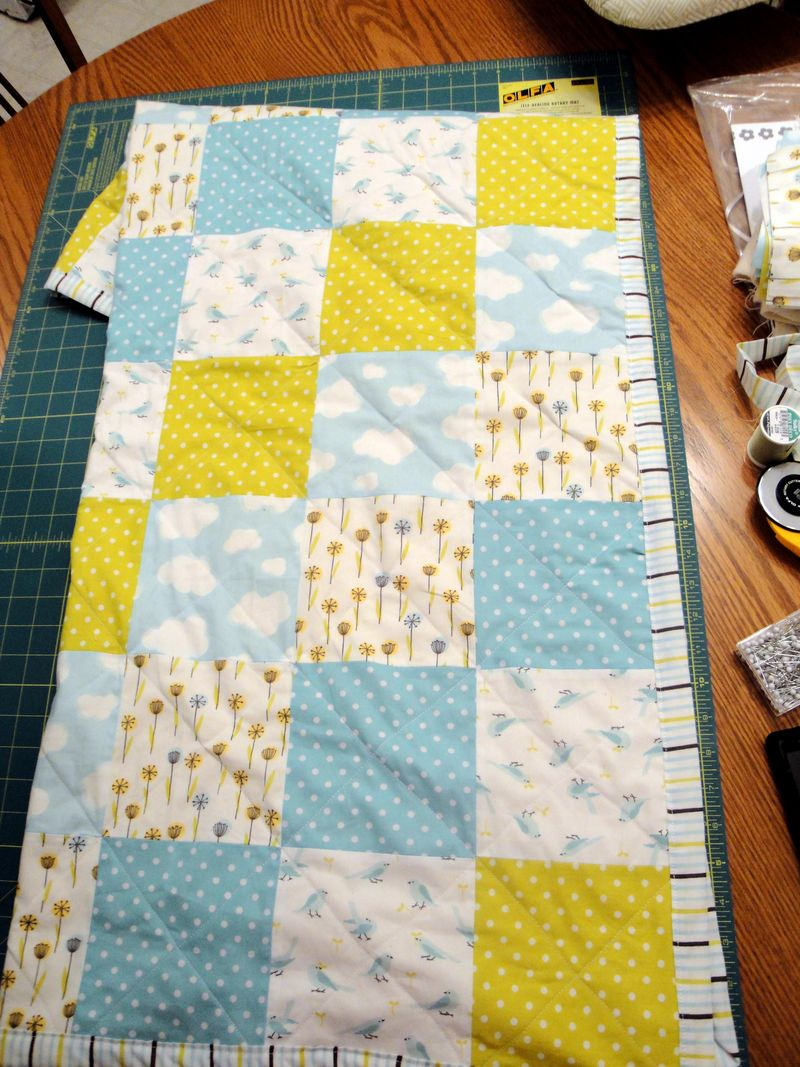 Quilt table view